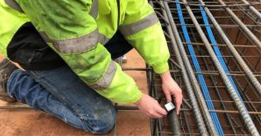 Remotely Monitor Your Concrete Structures in Cold Weather